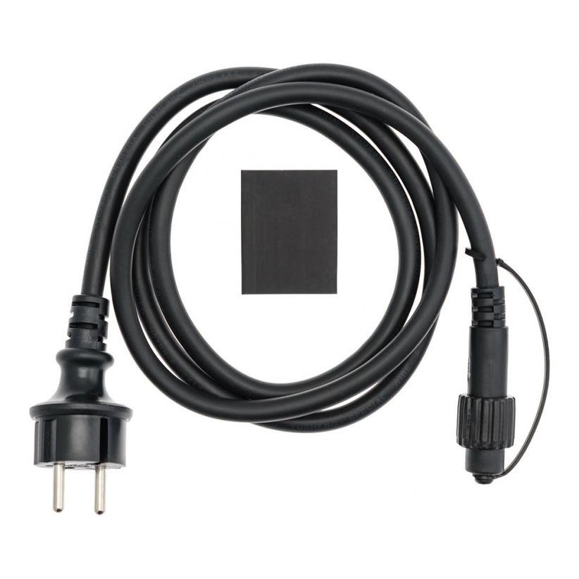 Câble de connexion avec prise 220V
