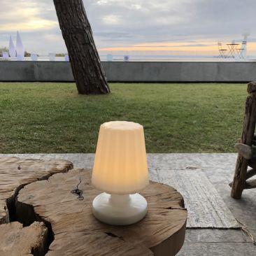 Lampe d'extérieur sans fil Damen Mini