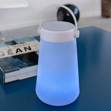 Lampe LED avec haut parleur Takaway