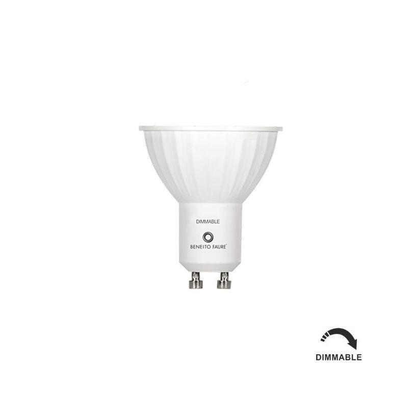 ampoule gu10 uniform line 6 watts pour variateur lux et. Black Bedroom Furniture Sets. Home Design Ideas