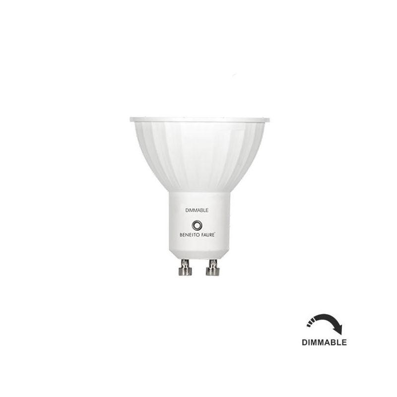 ampoule gu10 uniform line 6 watts pour variateur lux et d co. Black Bedroom Furniture Sets. Home Design Ideas
