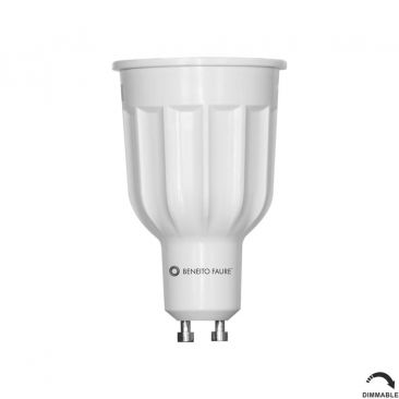 Ampoule POWER GU10 12W 220V 60º DIMMABLE LED