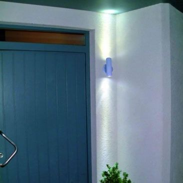 Applique LED Fabula blanc froid