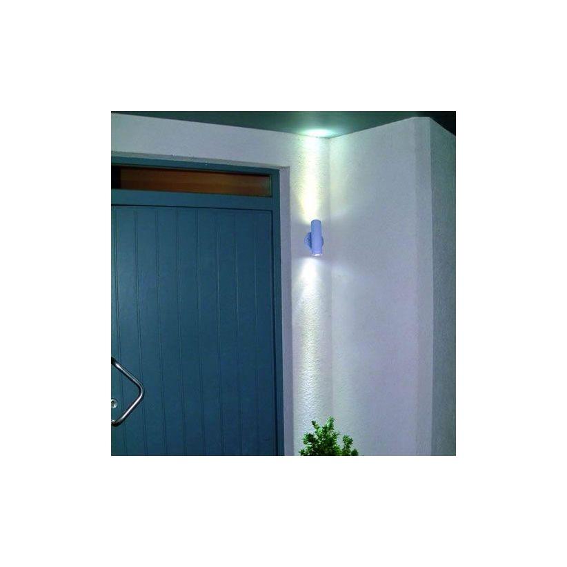 Applique LED Fabula blanc froid