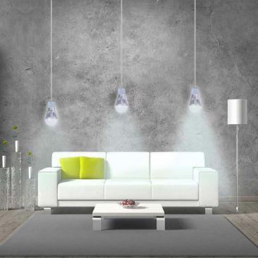 Ampoule LED E27 connectée blanche
