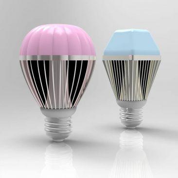 Ampoules connectées Luume