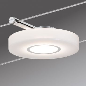 Spot LED sur câbles Disc