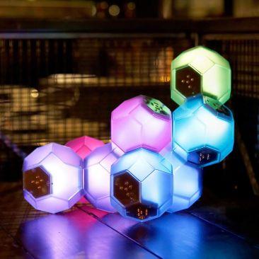 Lampe LED Crystal