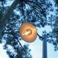 Luminaire extérieur sur patère Roger Pradier