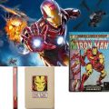 Livre LED Iron Man