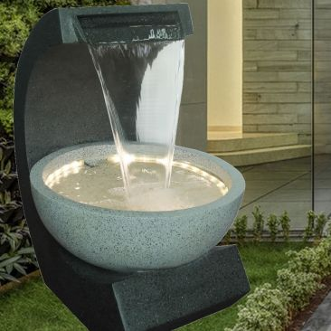 Fontaine chute d'eau XL Ridodo