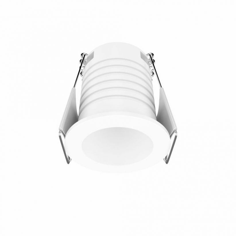 Mini spot LED encastrable Pulsar blanc 3.5 Watts