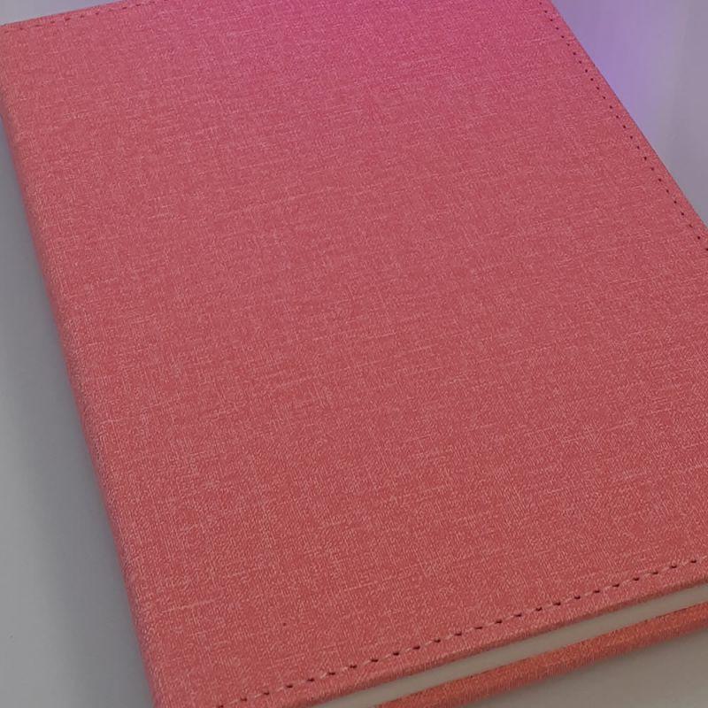 Livre Lumineux Couverture Rose Lux Et Deco Lampes Led A Poser
