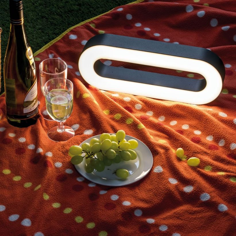 Lampe LED rechargeable mobile Moval