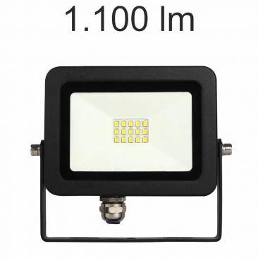 Projecteur LED 10 Watts Sky noir