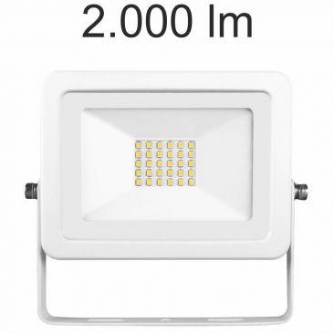 Projecteur LED 20 Watts Sky blanc