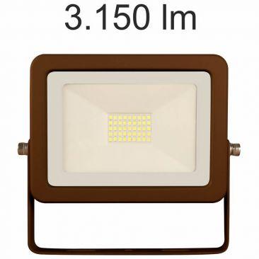 Projecteur LED 30 Watts Sky Corten