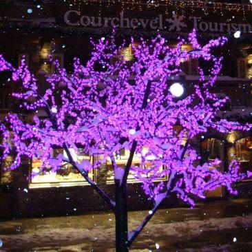 Cerisier lumineux LED 2.60 m