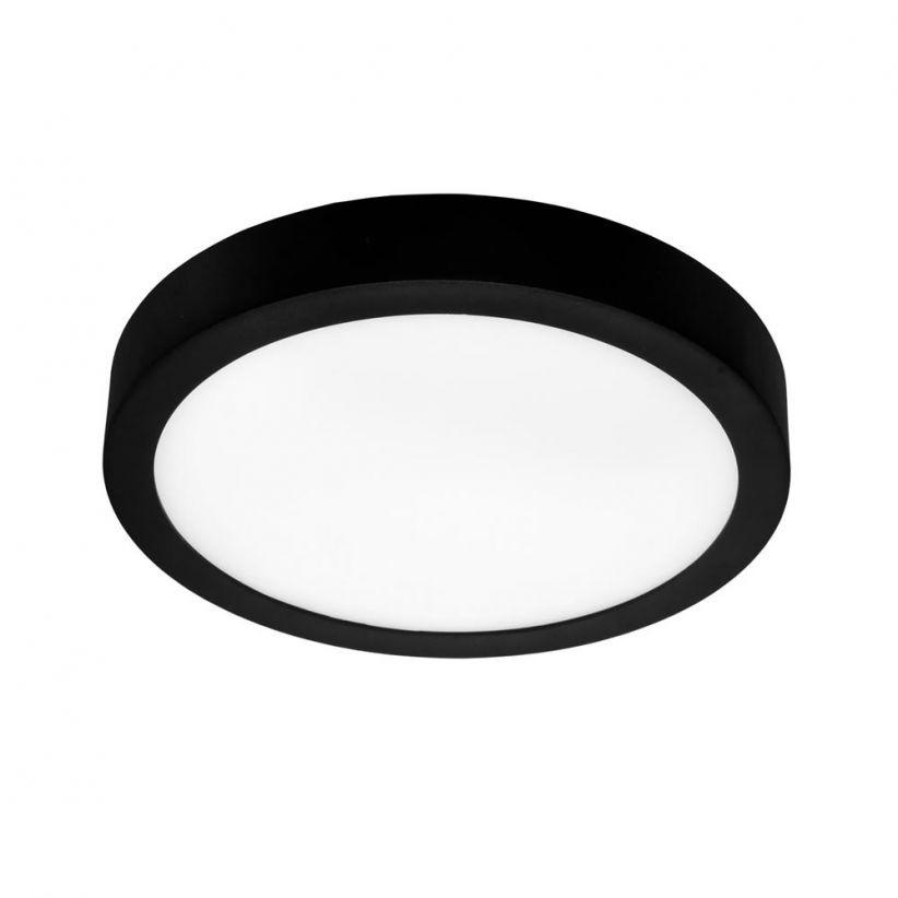 Plafonnier LED avec détecteur micro-ondes