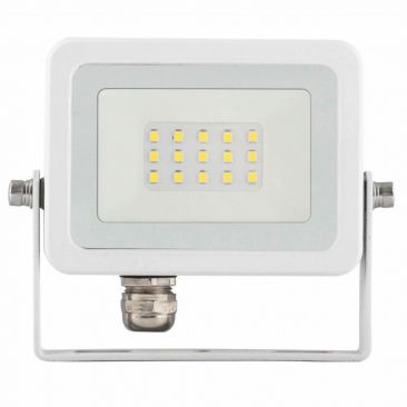 Projecteur LED 10 Watts Sky blanc ALUMINIUM 220-240V 110º