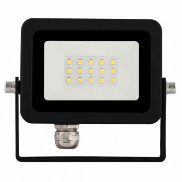 Projecteur LED 10 Watts Sky noir ALUMINIUM 220-240V 110º