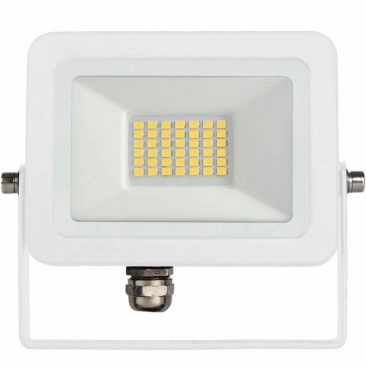 Projecteur LED 20 Watts Sky blanc ALUMINIUM 220-240V 110º