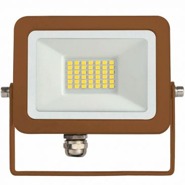 Projecteur LED 20 Watts Sky rouille ALUMINIUM 220-240V 110º
