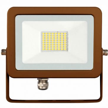 Projecteur LED extérieur 30 Watts Sky Corten ALUMINIUM 220-240V 110º