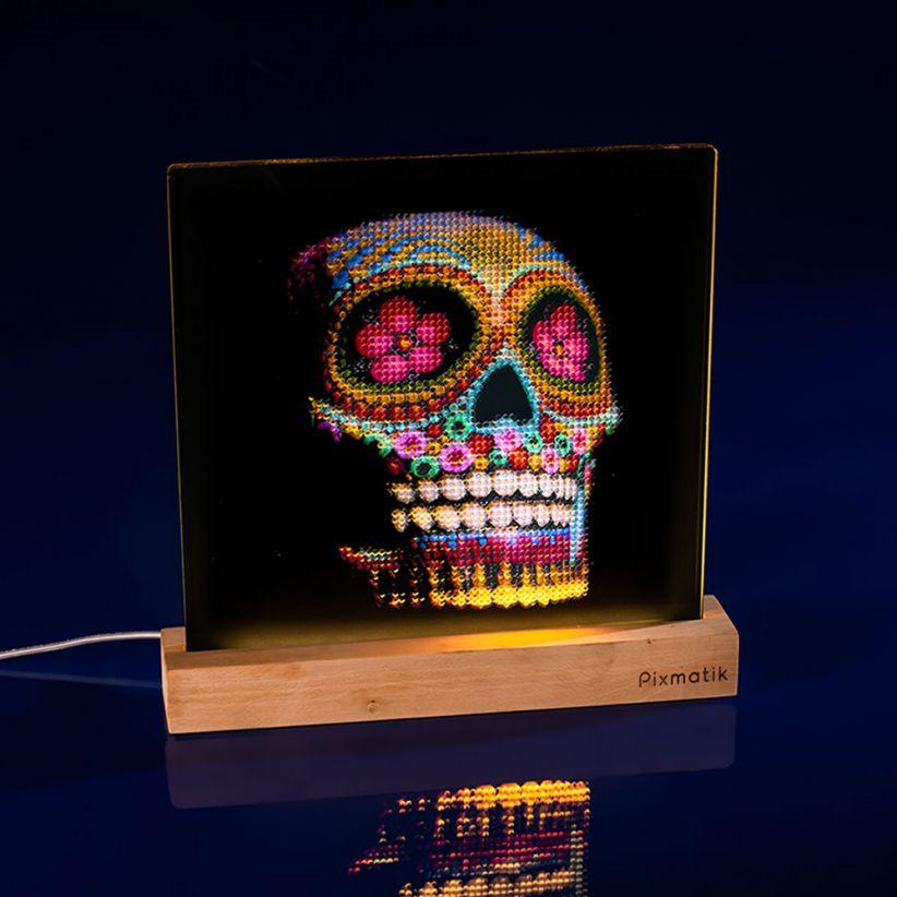 Lampe d'ambiance design Mayans
