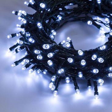 Guirlande 240 LED sur secteur