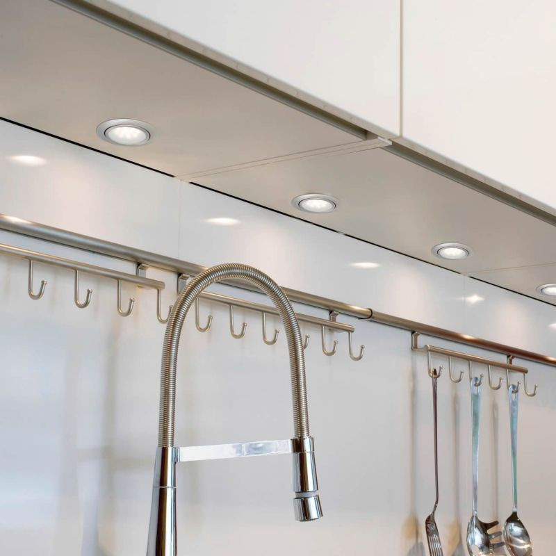 spots led encastrer extra plats lux et d co spot led. Black Bedroom Furniture Sets. Home Design Ideas