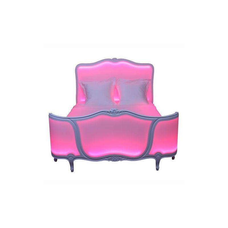 lit lumineux a led poesy lux et d co. Black Bedroom Furniture Sets. Home Design Ideas