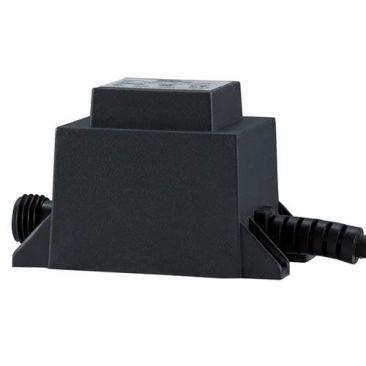 Transformateur ou Driver IP 44 noir