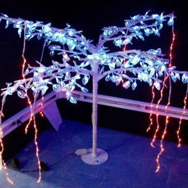 Ficus lumineux a LED 1.20 metre