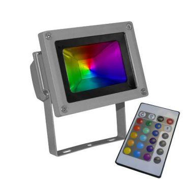 Projecteur LED extérieur RVB