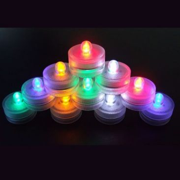 Lampion lumineux LED RVB