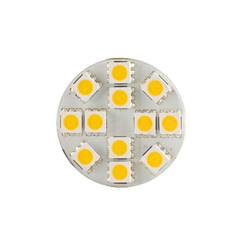 Ampoule LED G4 plate back pins