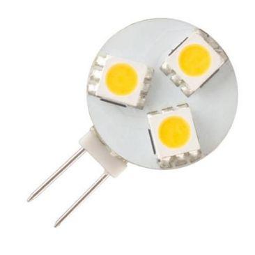 Ampoule G4 ronde 3 LED