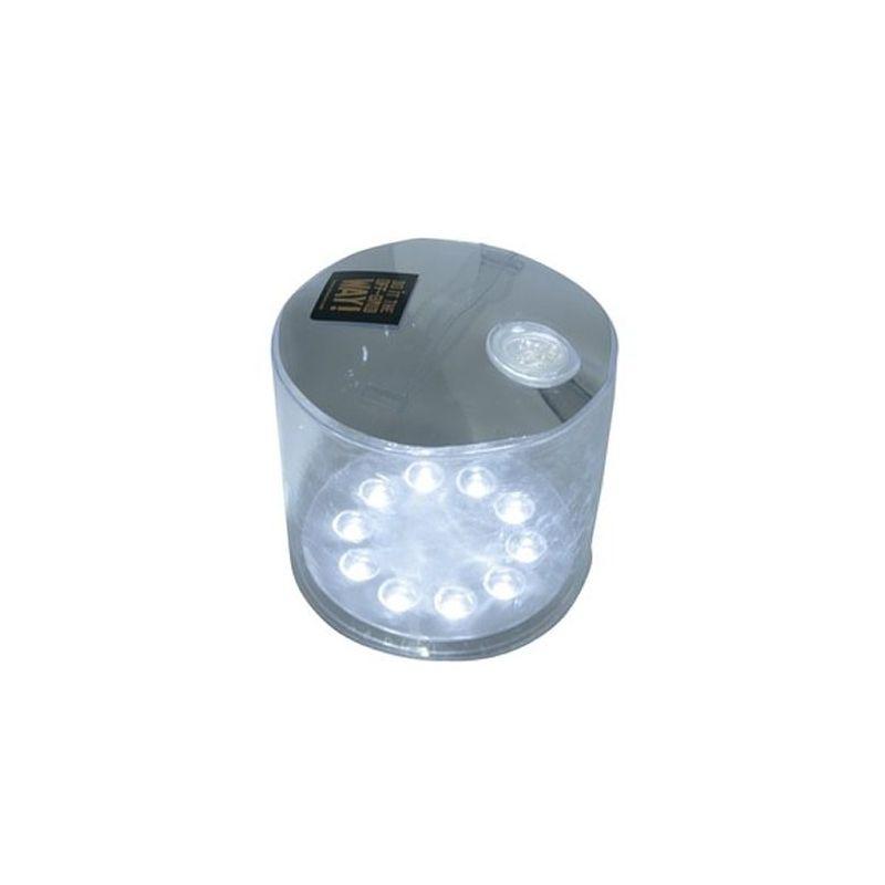 Lampe led solaire gonflable - Lux et Déco
