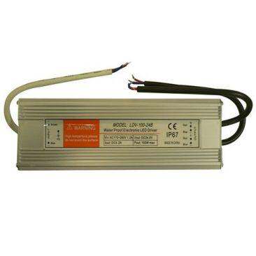 Transformateur 230/24V maximum 100 Watts IP67