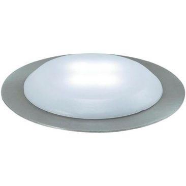 Spot LED pour le sol forme ronde