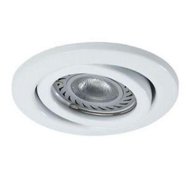 Pack de 3 spots LED blancs pour le plafond