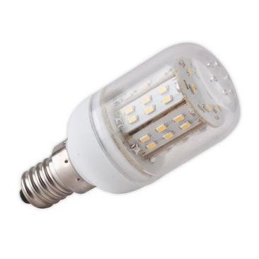 Ampoule E14 48 LED blanc chaud