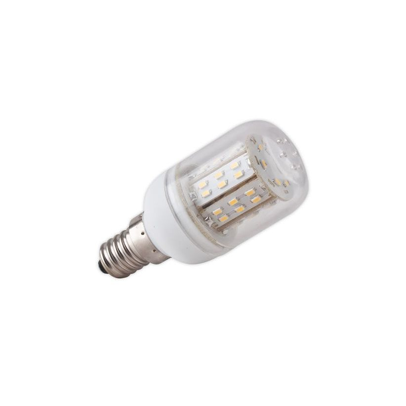 Ampoule E14 48 LED blanc chaud