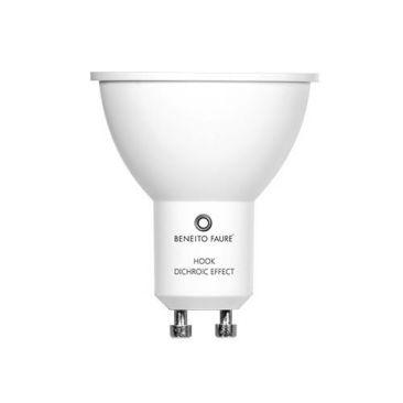 Ampoule LED GU10 Hook - Effet dichroïque