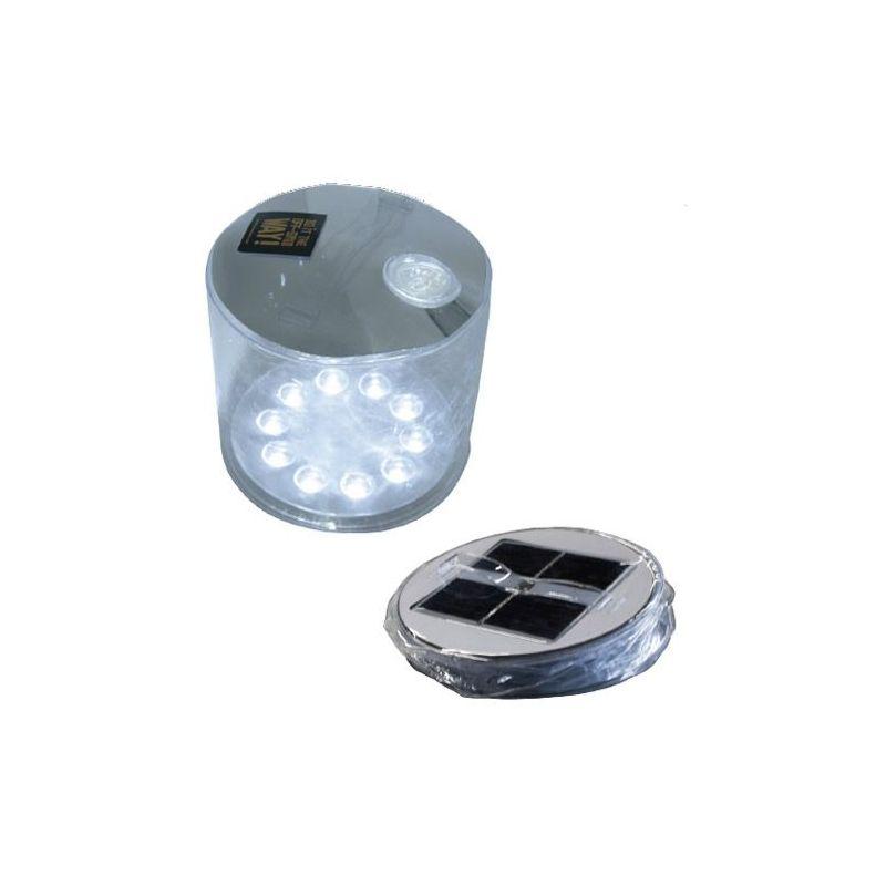 Lampe led solaire gonflable couleur lux et d co - Lampe led couleur ...