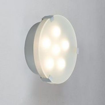 Applique LED ronde 6 ou 9 LED Xeta