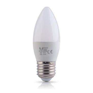Ampoule LED flamme E27 C37 7 Watts