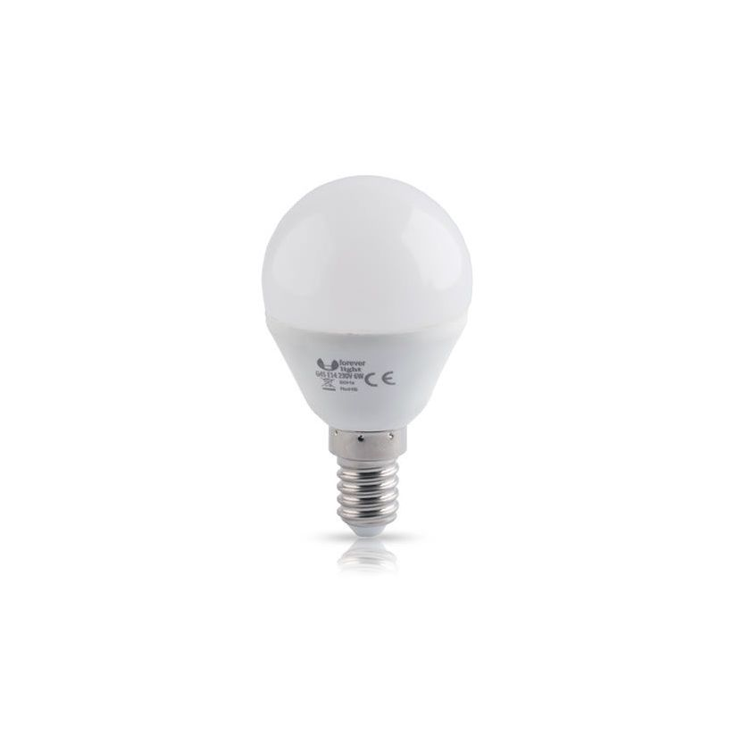 Ampoule LED globe E14 G45