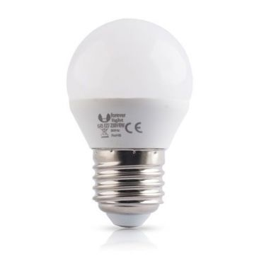 Ampoule LED globe E27 G45